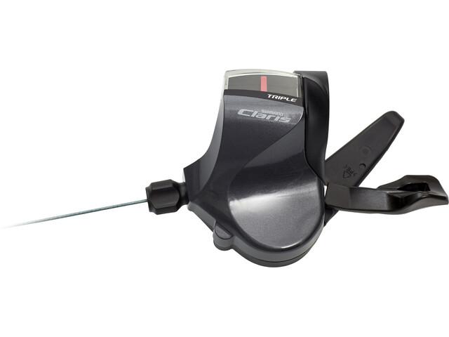 Shimano Claris SL-R2000/-R2030 - Commande de vitesse - 3-fois gris